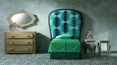LandoGingerbread collection by Paola Navone - HomeWorldDesign (3) #furniture #design #interiors