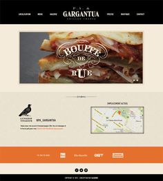 Caserne_Gargantua_16 #website #layout #colours