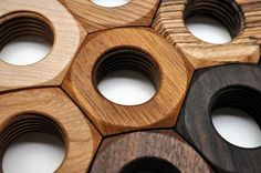 Graphic-ExchanGE - a selection of graphic projects #build #nuts #wooden #identity #conference