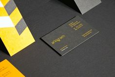 Arkigram - Brand Identity on the Behance Network #identity