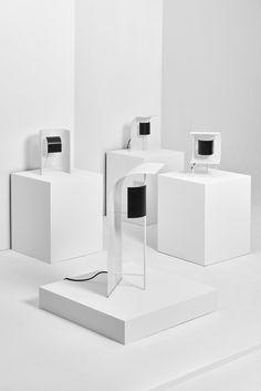 Veil Luminaire Collection by Frederik Kurzweg