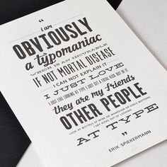 Typography(О демонах, via betype) #typography
