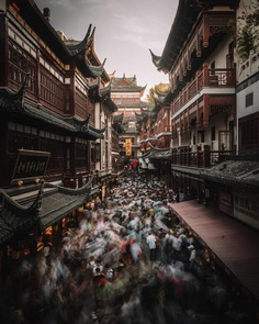 Creative Travel and Architecture Photography by Tristan Zhou