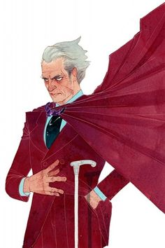 X-Men High Couture by Kevin Wada | 123 Inspiration #wada #illustrations #kevin #men #high