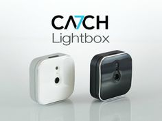 The CA7CH Lightbox is an intuitive camera that lets you live life while it takes pictures; enabling the easiest experience of photography an #modern #design #product #industrial #innovative