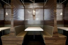 Matte #wood #nike #booth #retail