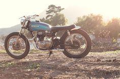 Honda CB360 #minimalist #motorcycle