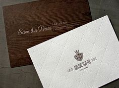 Featured designer: Nicolas Brue #cards #business