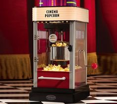Hollywood Kettle Popcorn Maker #gadget #home