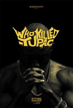 Biography Presents: Who Killed Tupac? Key Art