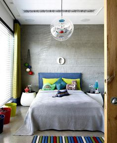Summer House by Selina Kazazoglu summer house 6 #decor #space #furniture #kids #room