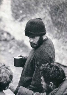 PLUME DE POULE #cold #photography #coffee #man #cup