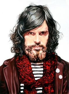GIOR KONDUCTA #illustration #devendra #banhart #painting