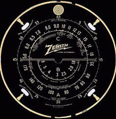 FFFFOUND! | Antique Radio Tuning Dials 1 #vintage #typography
