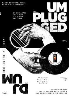 Gen Design Studio || Make it extraordinary #black #white #poster #and