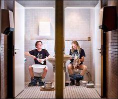The Toilet Diaries by Gerben Grotenhuis