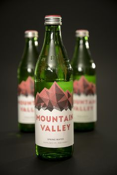 Montain Valley by Anna Haggerty #Graphic #Design