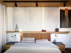 True Apartment by SVOYA Studio - #decor, #interior, #homedecor, #bedroom