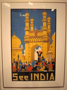 photo #india #vintage #poster