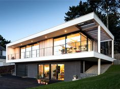 House in Crozon Located Among Majestic Maritime Pines - #architecture,#house,#housedesign