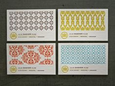 dasher1 #business card #pattern #color