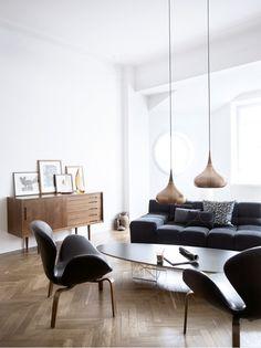 The Design Chaser: Wooden Flooring   Three Ways