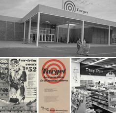 Target #advertising #store #archive #identity #vintage #department