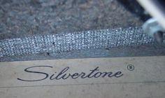 silvertone-logo.jpg 776×462 pixels #lettering #silvertone #typography