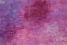 Pia Habekost   PICDIT #design #art #painting