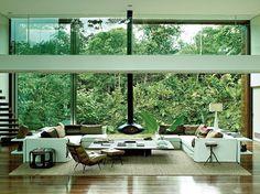 Jungle living - Le case - Camera con vista - AT Casa