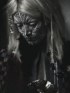 FFFFOUND!   Photos for Fever Ray – Listen free and discover music at Last.fm #sweden #fever #ray #chamanic