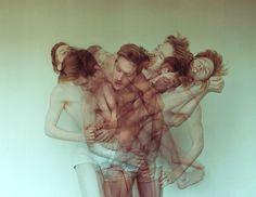 'Tension' by Nir Arieli #dance #arieli #nir #photography #tension
