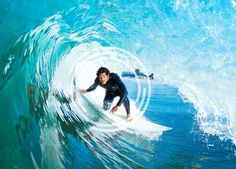 Actio #surf #circle #sports #branding