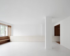 Apartment P42 by Nicolas Dorval-Bory Architects