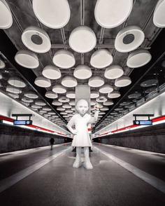 Kristo Vedenoja Captures Spectaculal Urban Scenes in Finland