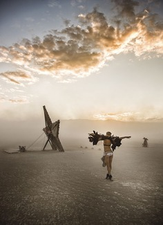 Marek Musil Captures The Atmosphere At Burning Man Festivals