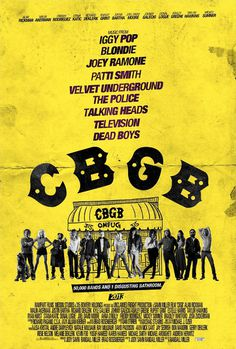 CBGB – The Movie › Nerdcore #movies #iggy #pop