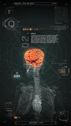 FUTURISTIC MEDICAL INTERFACE / 2RISE