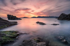 Long Exposure Seascape Photography by Francesco Gola