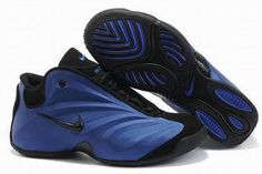 Air Flightposite Blue/Black Men's #shoes