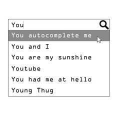 Tumblr #post #tumblr #quote #autocomplete #cute #love #typography