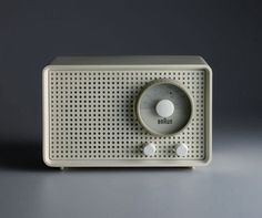 FFFFOUND! #braun #radio