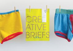 Best Awards - Creature. / Creative Briefs #creative #packaging #product #briefs #underwear