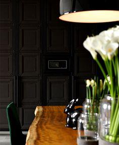 Elegant Living Space Located in Taipe - home decor, #decor, interior design, decorating ideas