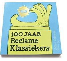 100 JAAR RECLAME KLASSIEKERS - Part of a Bigger Plan #design #graphic