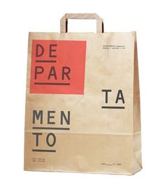 Network Osaka > Portfolio > Departamento #bag #design #graphic #typography