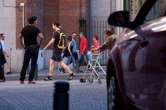 ESPIA EN MADRID on the Behance Network #madrid #photo #photojournalist #street