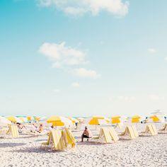 South Beach II on Behance by David Behar