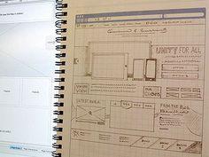 Vim_homepage_sketch_monitor #wireframe #scribble