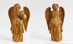 South German Master, Angel Couple